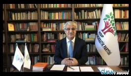 Mithat Sancar: HDP'yi kapatmak yerine...