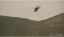 Operasyon bölgelerinde yoğun hava hareketliliği
