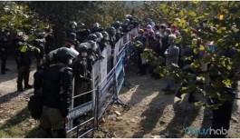 Ordu'da maden protestosuna müdahale: 6 gözaltı