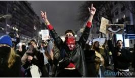 Polonya'da kürtaj yasağı protestosu:...