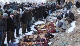 Roboski Katliamı 106'ncı ayında: Adaletin sağlanmasını talep ediyoruz