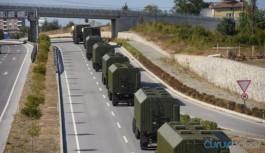S-400'ler Sinop'a sevk edildi