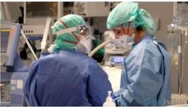 Sağlık çalışanları Covid-19'a 14 kat daha sık yakalanıyor