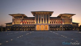 Saray'a zamlı bütçe, 2021 için 4 milyar 39 milyon ayrıldı