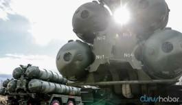 Sinop'ta S-400'lerin test sahasında füze atışı yapıldı