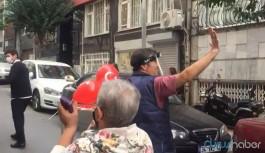 Şişli Belediyesi gürültü kirliliği gerekçesiyle simit tezgahına el koydu, mahalleli eylem yaptı