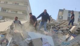 Son dakika... İzmir'de 6.6 büyüklüğünde deprem! İstanbul'da da hissedildi