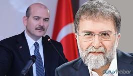 Bakan Soylu'nun PKK açıklamasına Ahmet Hakan'da yanıt