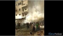 Suriye'de bomba yüklü kamyonla saldırı! Çok sayıda ölü ve yaralılar var