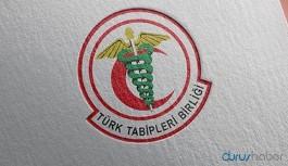 Türk Tabipleri Birliği'nden Sağlık Bakanlığına tepki
