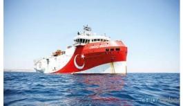 Türkiye'den Doğu Akdeniz'de yeni NAVTEX duyurusu