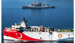 Türkiye'den Oruç Reis için yeni Navtex duyurusu
