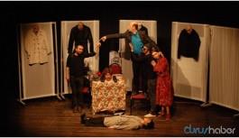 Yasaklanan Kürtçe tiyatro oyunu Bêrû'nun oyuncularından açıklama