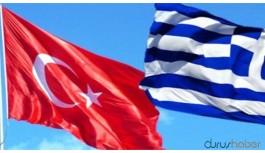 Yunanistan'dan Türkiye'ye tepki