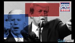 ABD'de seçim burun buruna: Delege sayılarında Biden, kritik eyaletlerde Trump önde