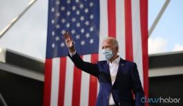 ABD'de kritik seçim! Demokrat Başkan adayı Joe Biden'dan ilk açıklama