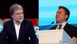 Ahmet Hakan'dan Ali Babacan'a çarpıcı sözler: Nasıl da sıyrılırmış işin içinden, pes valla!