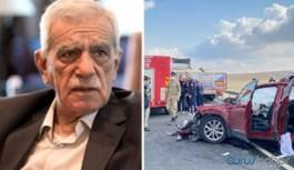 Ahmet Türk'e kötü haber