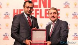AKP'li delegeye 66 ihale