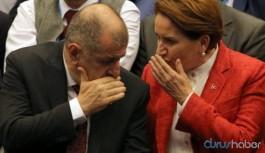 'Akşener hem HDP hem de AKP ile gizli çalışma yaptı'