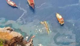 Tur teknesi battı: 1 kişinin cansız bedenine ulaşıldı