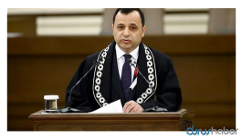 AYM Başkanı Zühtü Arslan karantinaya girdi