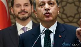 Berat Albayrak'ın o hareketi Erdoğan'ı çok kızdırmış