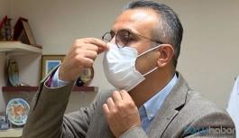 Bilim Kurulu üyesi Tezer'den çarpıcı maske açıklaması