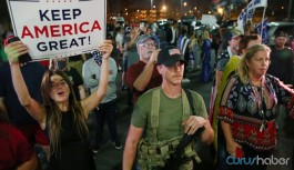 CNN: Silahlı Trump yanlıları toplandı