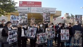Çorlu'daki tren kazası davasında 6'ncı duruşma başladı
