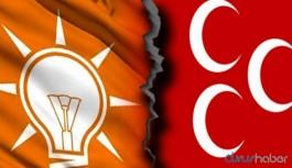 Cumhur İttifakı birbirine girdi: AKP'li başkan ile MHP arasında kriz