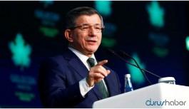Davutoğlu'dan 'demokratik parlamenter sistem' önerisi