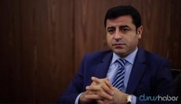 Demirtaş'ın, Başsavcıya yönelik tehdit suçlamasıyla yargılanmasına başlandı