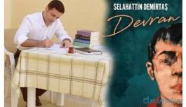 Demirtaş'ın kitabına ilişkin yeni gelişme