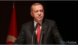 Erdoğan'dan Burhan Kuzu için başsağlığı mesajı