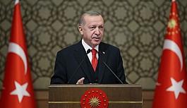 Erdoğan: Uğradığımız gizli açık saldırıların bir tarafında mutlaka ekonomi var