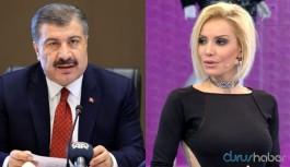 Fahrettin Koca'dan Ayda hakkındaki eleştirilere yanıt