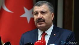 Sağlık Bakanı Koca'dan umutlandıran açıklama: Yakın zamanda...