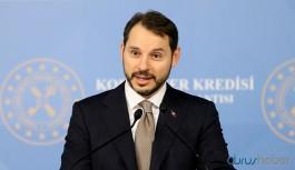 Hazine ve Maliye Bakanı Berat Albayrak: Dolarla uğraşmıyoruz, istesek düşürürüz