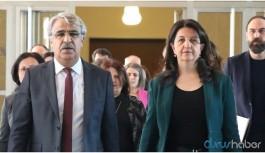 HDP Eş Genel Başkanlarından Biden mesajı