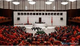HDP'nin 4 Kasım önergesi AKP-MHP oylarıyla reddedildi
