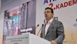 İmamoğlu: İstanbul'umuzun verilerine baktığımızda kesinlikle bir kapanma şart
