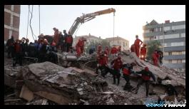 İzmir depreminde can kaybı 79'a yükseldi