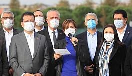 Kaftancıoğlu ve  İmamoğlu'ndan tehdit açıklaması