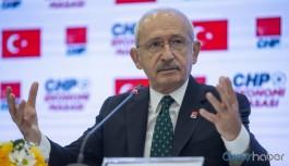 Kılıçdaroğlu: Öyle bir anayasa çalışması yok, hayretle izliyorum