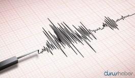 Çorum'da korkutan deprem: Büyüklüğü...
