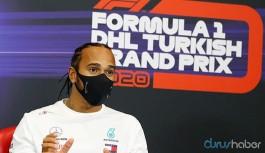Lewis Hamilton, Schumacher'in rekorunu egale etti