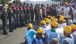 Maden işçileri Süleyman Soylu ile görüşecek