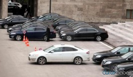 Meclis'te lüks araç saltanatı