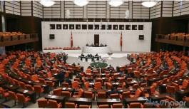 Meclise 22 yeni fezleke
